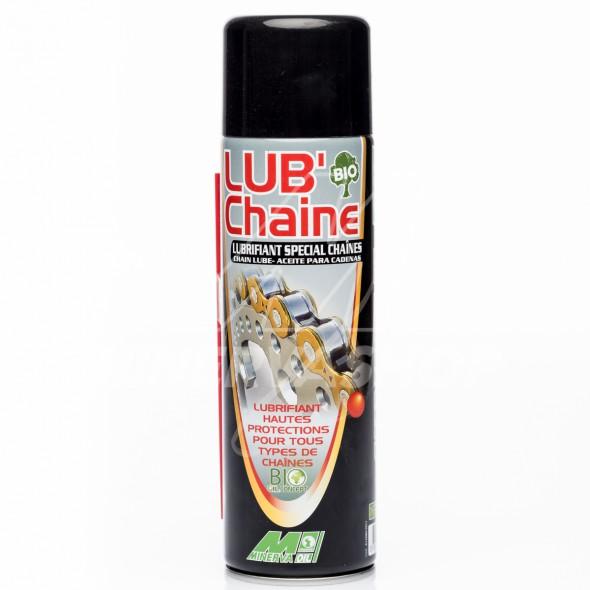 LUB CHAINE BIO MINERVA - 500 ML