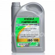 HUILE COMPRESSEUR ISO 100 MINERVA - 2 L