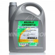 SOLUBLE CONCENTRE FLUIDE DE COUPE MINERVA - 5 L