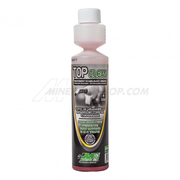ADDITIF TOP CLEAN 250ML MINERVA