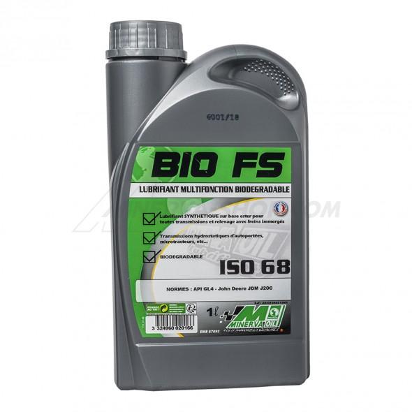 HUILE BOITE BIO FS ISO68 1L MINERVA