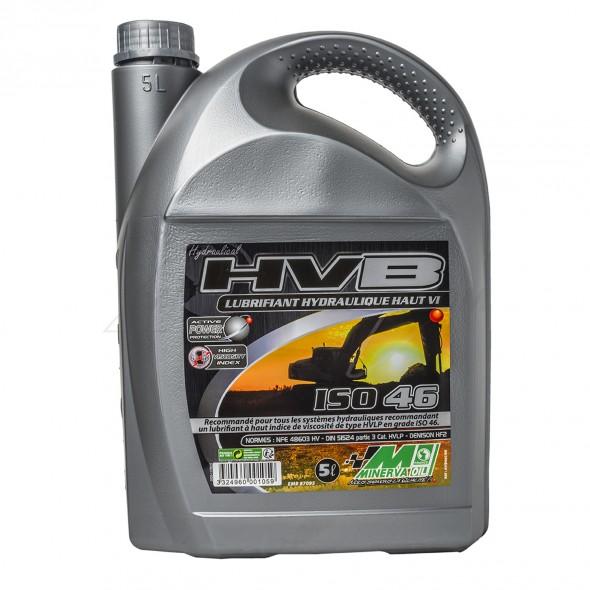 HUILE HYDRAULIQUE ISO46 5L MINERVA